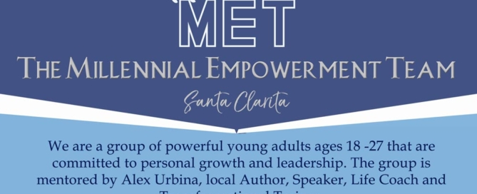Alex Urbina - Young Adult Empowerment Group